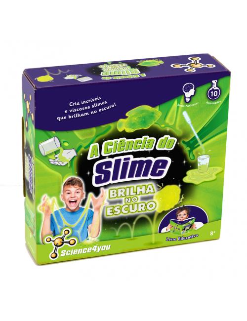 A Ciência do Slime - Brilha...