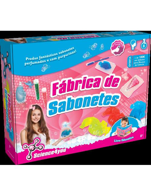 Fábrica de Sabonetes