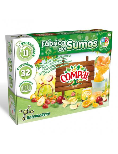 Fábrica de Sumos - Compal