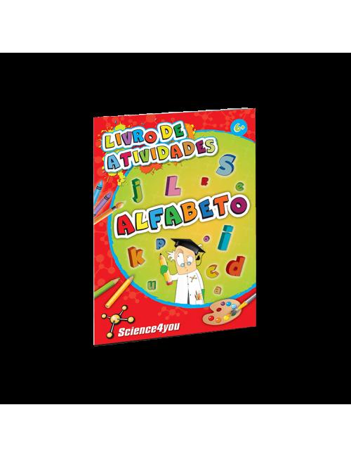 Livro de Atividades - Alfabeto