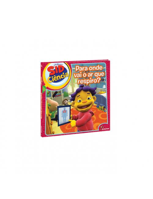 Livro Sid - Para onde vai o...