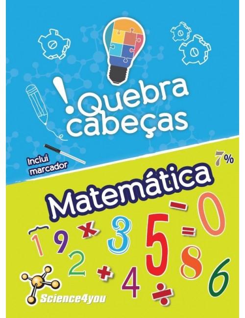 Quebra-Cabeças: Matemática