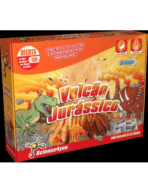 Vulcão Jurássico