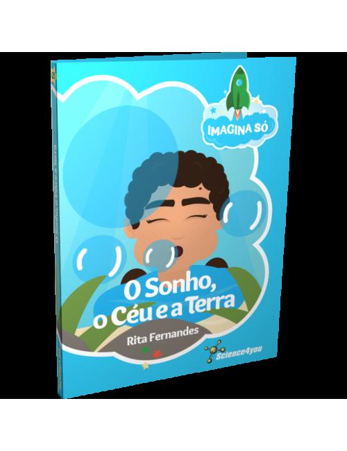 Livro Imagina Só - O Sonho,...