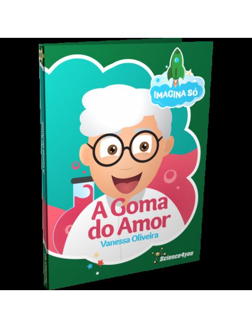 Livro Imagina Só - A Goma Amor