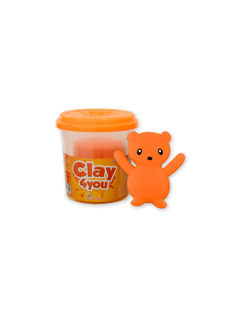 Plasticina Clay4you Cor de...