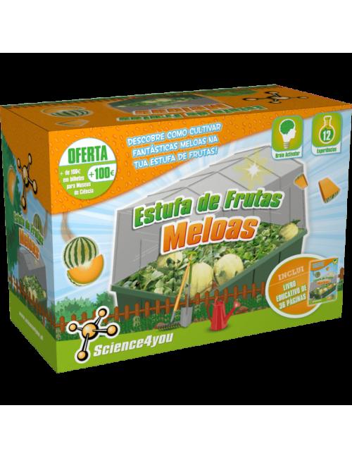 Estufa de Frutas Meloas