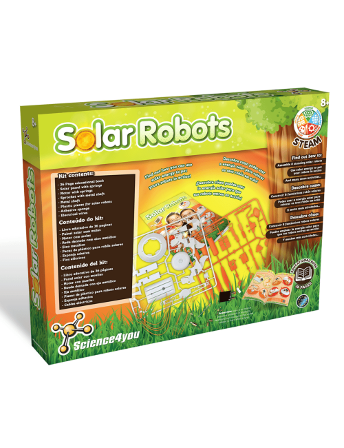 Robot Solar - Solar Robots