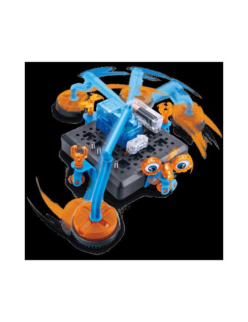 Robot Espacial de Limpeza