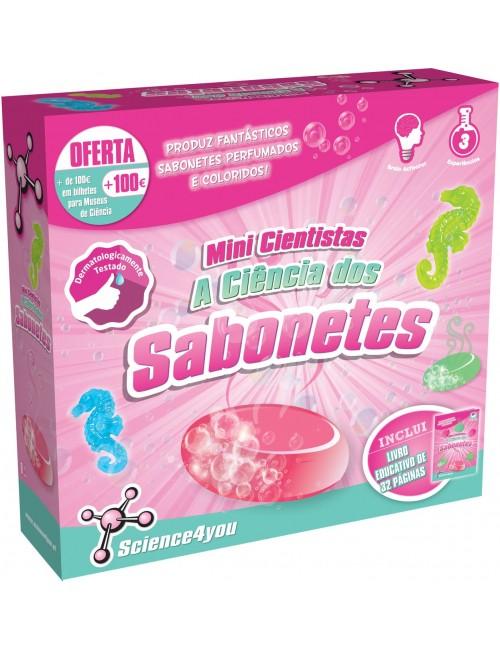 A Ciência dos Sabonetes -...