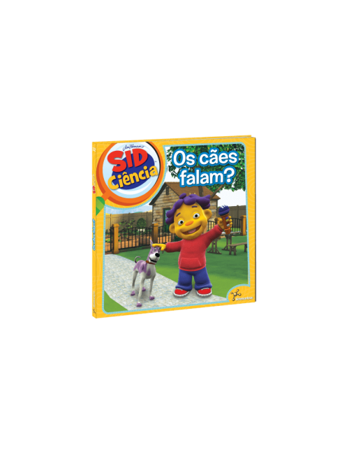 Livro Sid - Os cães falam?