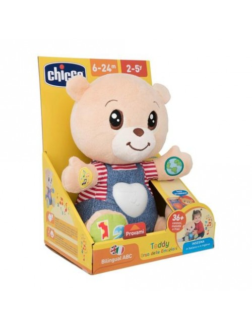Urso Chicco Teddy - O...