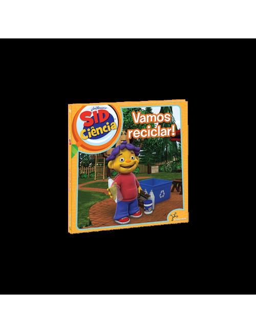 Livro Sid - Vamos reciclar!