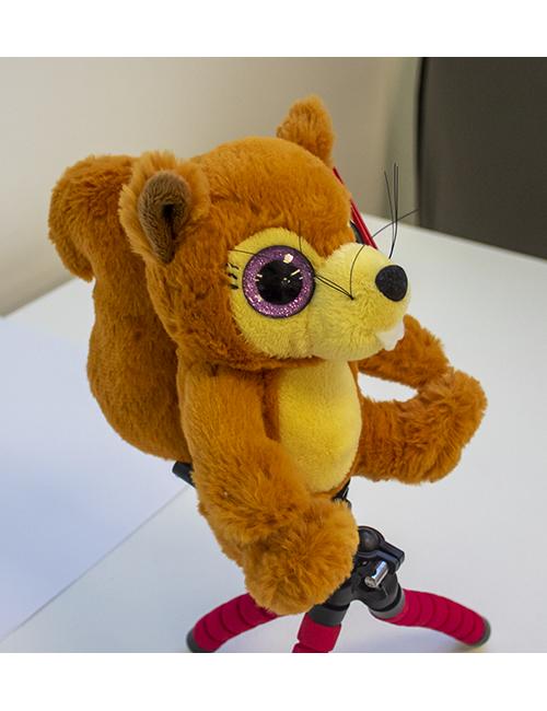 Peluche Esquilo 15cm