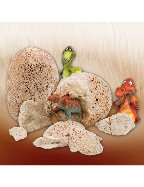 Starter Kit Dino Eggs Surpresa