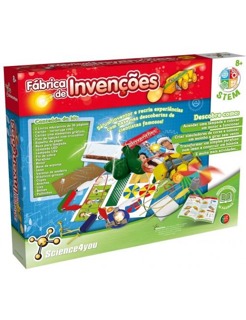 Fábrica de Invenções