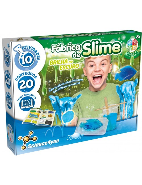 Fábrica Viscosa de Slime -...