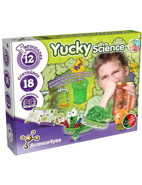 Yucky Science - Edição...