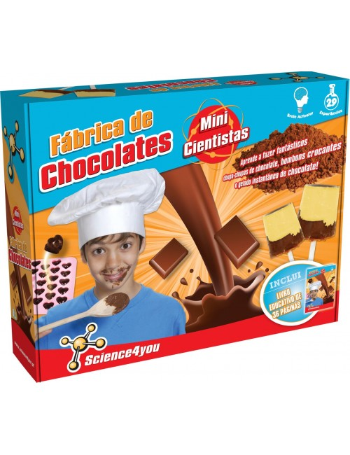 Fábrica de Chocolate - Kit...