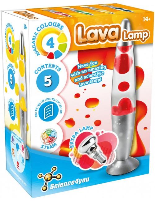 Lâmpada de Lava + Lâmpada...