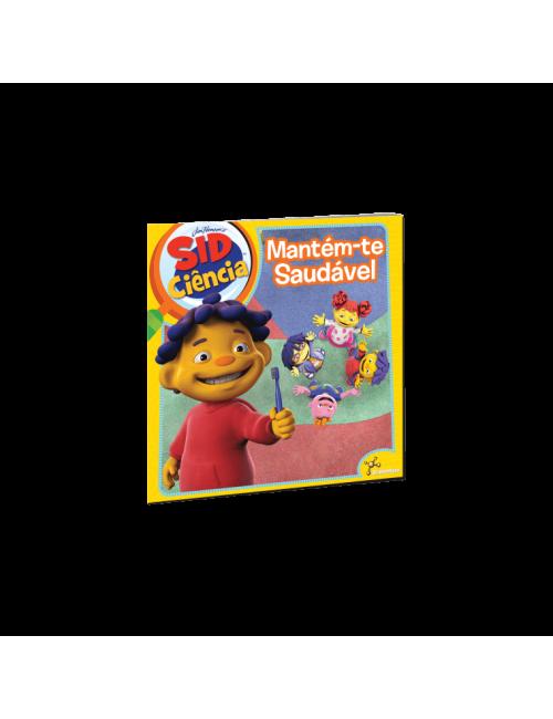 Livro Sid - Mantém-te saudável