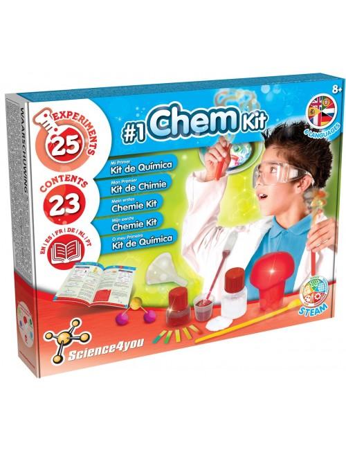 1º Kit de Química -...