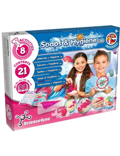 Brinquedos Educativos - Sabonetes Infantis
