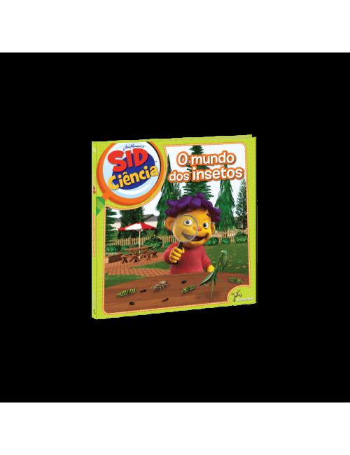 Livro Sid - O mundo dos...