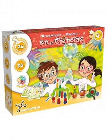 O meu Primeiro Kit de Ciências