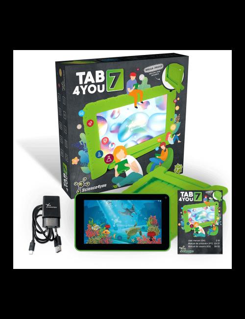 Tab4you 7   Tablet + Capa de Proteção