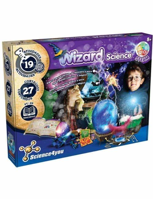 Feiticeiro - Wizard Science
