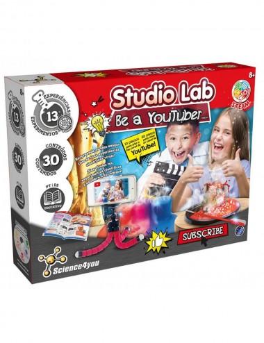 Studio Lab - Torna-te um Youtuber