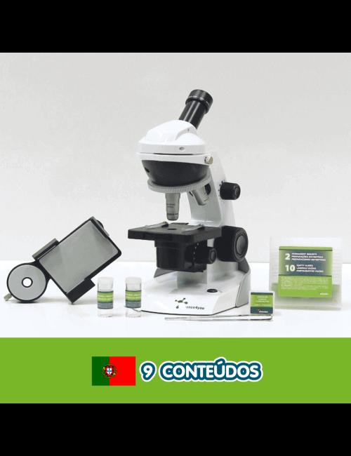 Microscópio Inteligente