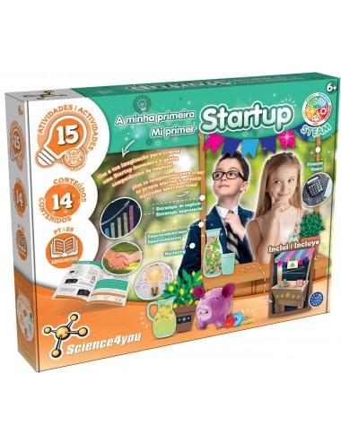 A minha Primeira Startup