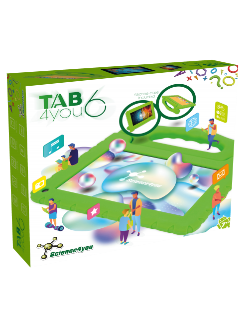Tab4you 6 | TABLET + CAPA...