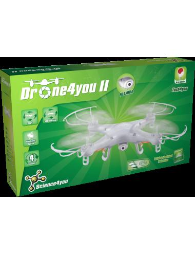 Drone com Câmera - Drone4you II