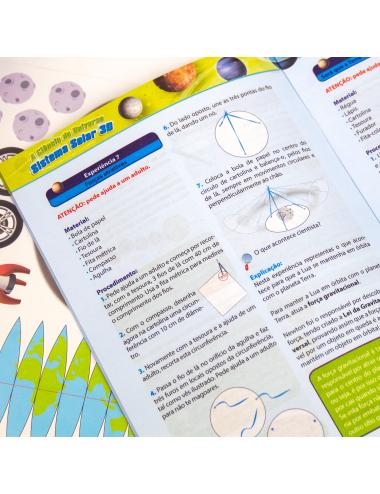 Livro de colorir Sid Ciência Volume 2