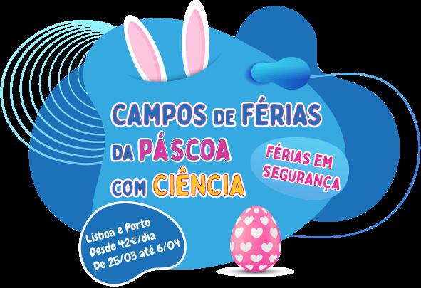 Campos de Férias Science4you - Lisboa e Porto